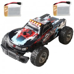Eachine EAT12 1/28 2.4G High Speed Waterproof RC Car RTR 35km/h Off-road Vehicle Model Two Battery