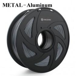 CREOZONE 3D Printer Filament 1.75mm 1KG Metal Aluminum