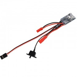 30A Mini Double Side Brushed ESC For RC Car Tank Boat Vehicle Parts