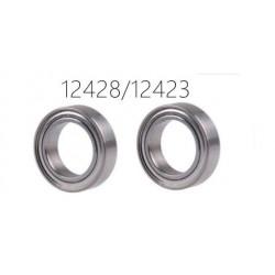 WLTOYS 12429 1/12 RC Car Parts, 0093 8X12X3,5 Metal Bearing