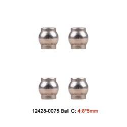 Wltoys 12429 RC Car Spare Parts Ball Screw 0075