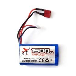 FEIYUE FY03 1/12 Parts-Battery 7.4V 1500mAh FY-7415