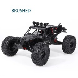EAT04 Brushed 1/12 2.4G 4WD Rc Car Metal Body Shell Desert Off-road Truck RTR