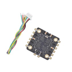 20x20mm JHEMCU EM25A 25A 2-4S Dshot600 BLheli_S 4In1 Brushless ESC for RC Drone FPV Racing