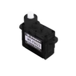 K-power P0025 2.5G/0.8KG/0.07Sec High Speed Coreless Micro/Mini RC Analog Servo