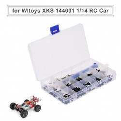 Screw Box for Wltoys XKS 144001 1/14 RC Car Model Accessories
