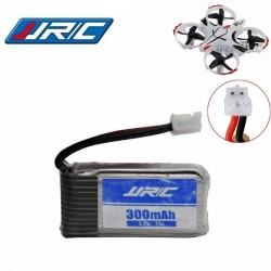 300mAh / 3.7v / 25C Lipo Battery For JJRC H56 T2G Drone