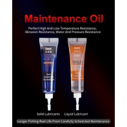 Kingdom grease + Lubricant oil for bearing lubricant