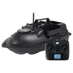 Flytec V010 2.4G Intelligent Positioning Three Bait Tanks Automatic Return Fishing Bait RC Boat Vehicle Models
