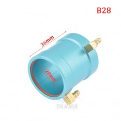Rc Boat CNC Marine Motor Water Cooling Jacket for B28 ID 28mm RC Boat Brushless Motor