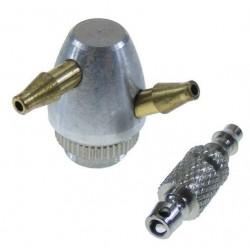 Q Model: Fuel filter valve