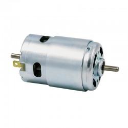 895 Double Shaft Motor High Power 12V24V DC High Torque Motor Double Ball Bearing High Speed