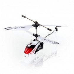 Syma S5 (range up to 20m, infrared, fly time up to 6 min)- White