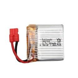 SYMA X21/X21W 380mAh 3.7V LiPo battery