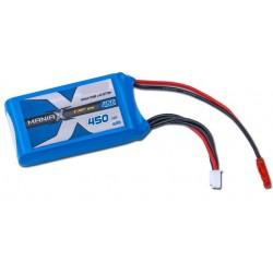 ManiaX 450mAh 7.4V 45C eXpert