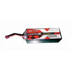 ManiaX 5200mAh 7.4V 60C HardCase 2S