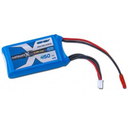 ManiaX 3S 450mAh 11.1V 45C eXpert