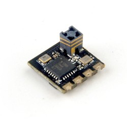 Happymodel 2.4G ExpressLRS ELRS EP2 Nano High Refresh Rate Ultra-small Long Range RC Receiver for RC Drone