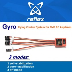 FMS Reflex V2 Gyro RC Flight Controller Stabilizer System Flying Control RC Airplane Plane Aircraft Fixed Wing Spare Parts