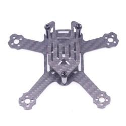 URUAV Cost-E BO 95mm Wheelbase 2 Inch Carbon Fiber Type-H Frame Kit for RC FPV Racing Drone