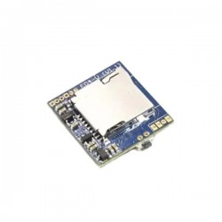 LANTIAN 720P Video HD 4pin 1.0mm FPV DVR Module for Multicopters