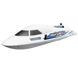 Flytec V008 High Speed Jet RC Boat 35km/h Vehicle Models 150m Control Distance