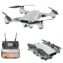 JJRC X16 5G WIFI FPV GPS With 6K HD Camera Optical Flow Poaitioning Brushless Foldable RC Drone Quadcopter RTF
