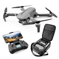 4DRC F4 GPS 5G WIFI 2KM FPV with 4K HD Camera 2-Axis Gimbal Optical Flow Positioning Brushless Foldable RC Quadcopter Drone RTF