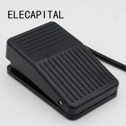 IMC Hot SPDT Nonslip Momentary Electric Power Foot Pedal Switch