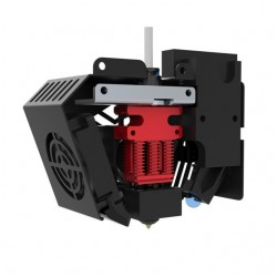 Creality CR-6 SE Assembled Full Extruder Hotend Kit with Heating/Cooling/Leveling System 0.4mm Nozzle Heating Block