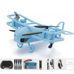JJRC H95 2.4G Intelligent Altitude Hold RC Mini Helicopters Toys 360° Flip&Roll RC Quadcopter Drone