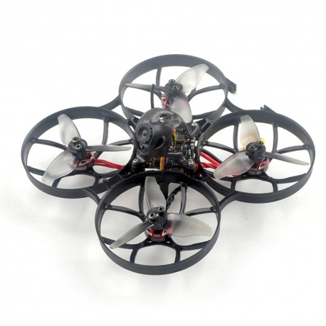 URUAV UZ85 85mm 2S DIY Whoop FPV Racing Drone BNF Caddx ANT Lite Cam AIO 4IN1 CrazybeeX FC 1102 10000KV Motor 5A ESC
