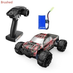 Eachine EAT10 1/18 Brushed RC Car with 2.4GHz Remote Control High Speed 28km/h 4WD