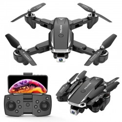 S6 WIFI FPV GPS with 4K Dual Camera Optical Flow Positioning Headless Mode Foldable RC Drone Quadcopter RTF
