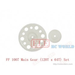 FF 1007 Main Gear (120T x 64T) Set