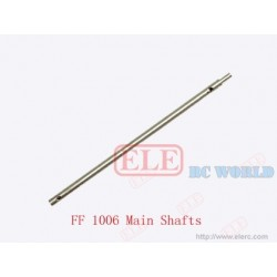 FF 1006 Main Shafts