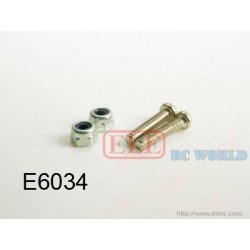 E6034 Deslick screw set