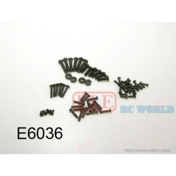 E6036 Screws pack