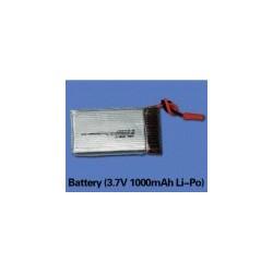 Walkera (HM-5G4Q3-Z-20) Battery(3.7V 1000MAH)