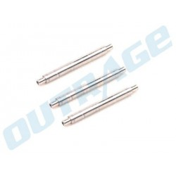 RG50104-3 Feathering Shaft 4MM (3psc)