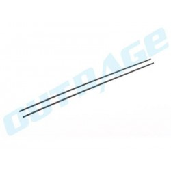 RG50161-2 Flybar Rod 220mm (2pcs)