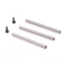 Strong Stainless Steel Spindle Shaft (3pcs) - HDX550/Hurricane 5