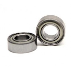ABEC-3 Bearings (4x8x3) MR84ZZ (2pcs)