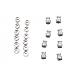 RG50118-SS Linkage Ball Set (20pcs)