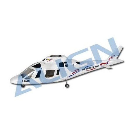 Align - AGUSTA A-109 450 Scale Fuselage