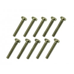 Machine Screws(M2x12)x10pcs