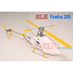 Firefox 200 with motor and ESC