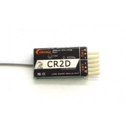 Corona 2.4Ghz CR2D 2ch Receiver (V2 DSSS)