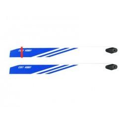 Main Blade 315*32*4.5mm (Wooden,Blue Color ) - Belt CP V2