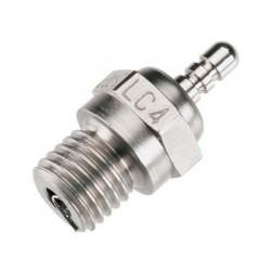 O.S LC4 T-Maxx/Revo Glow Plug Med